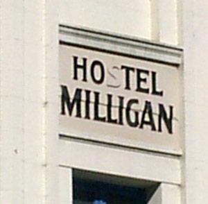 hotel milligan