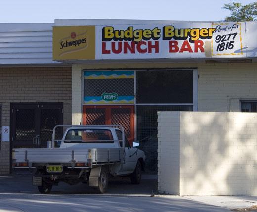 budget burger