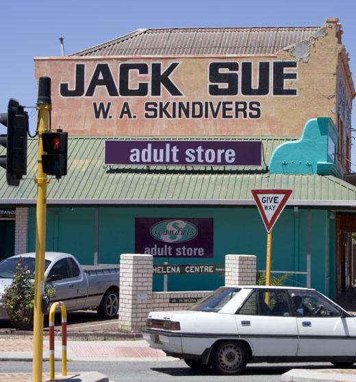 jack sue