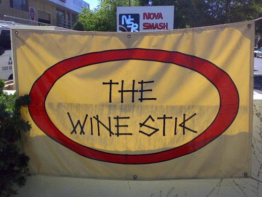 wine stik