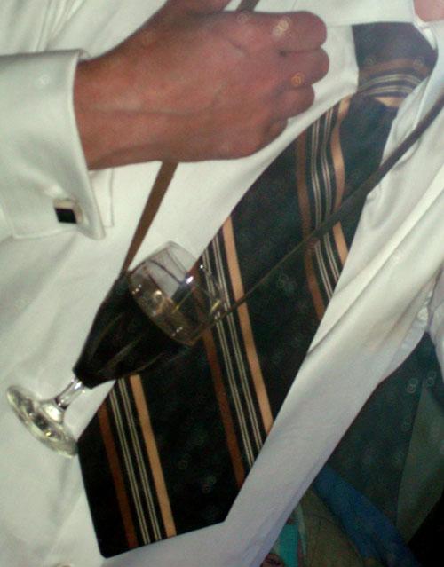Export quality tie