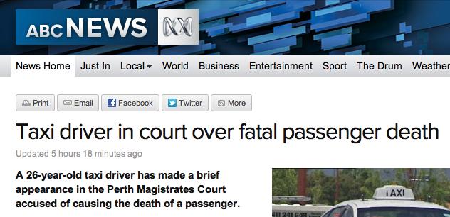 A fatal death ABC 18 12 2012