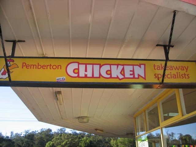 Pemberton-Chicken