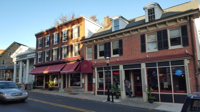 Downtown-Doylestown