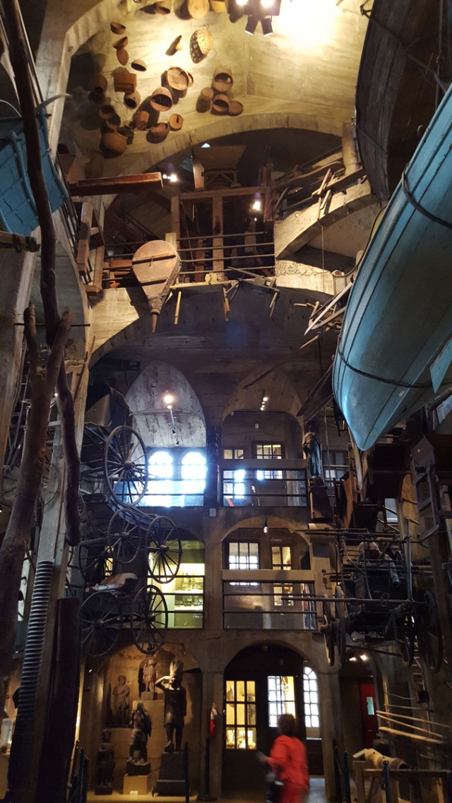 Mercer-Museum-Interior