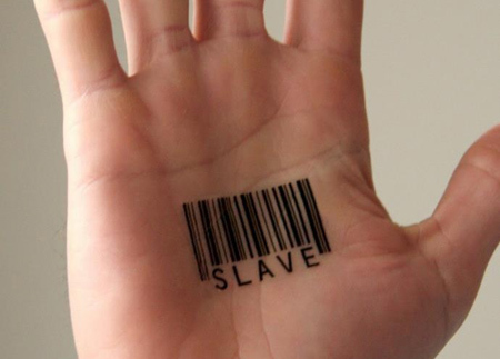 slave-barcode-tattoo-design
